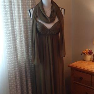 Boho bridesmaids dress